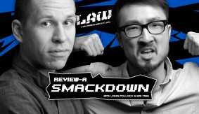 Oct. 18 Edition of Review-A-Smackdown with John Pollock & Wai Ting