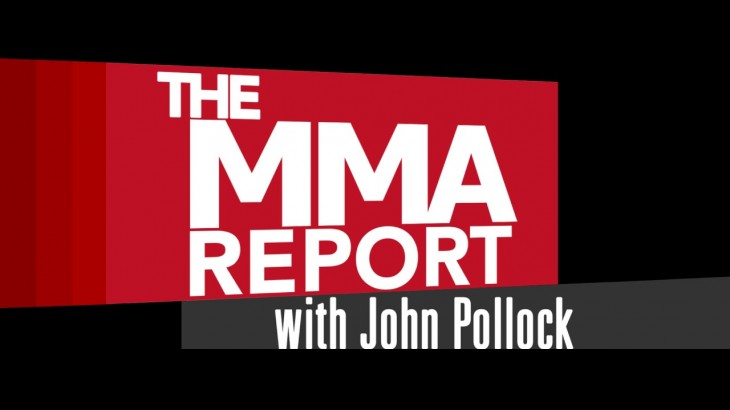 Oct. 5 The MMA Report feat. Tony Ferguson & Kevin Lee & Darrion Caldwell