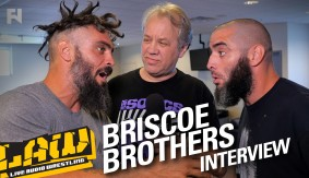 The Briscoes on Bully Ray, Sibling Rivalry, NJPW