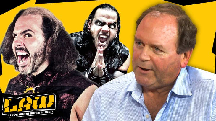 """Ed Nordholm on The LAW: WWE """"Not Interested"""" in Broken Hardy Characters"""