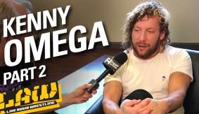 Kenny Omega Interview Part 2: Shibata Headbutt, Okada Rematch at Dominion