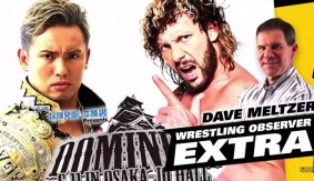 Dave Meltzer on NJPW Dominion, Okada-Omega II, WWE MITB