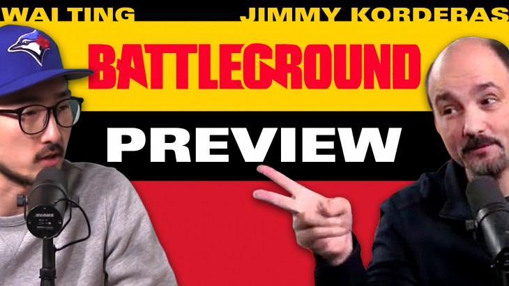 WWE Battleground Preview with Wai Ting & Jimmy Korderas