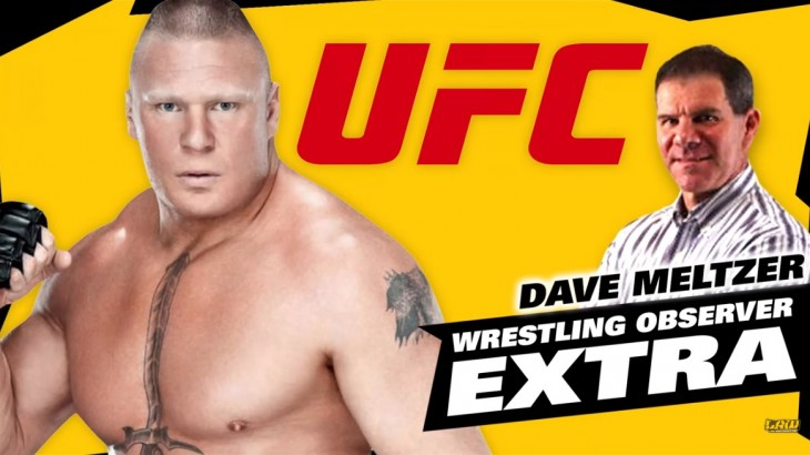 Dave Meltzer on The LAW: Brock Lesnar / UFC Story, Latest on Alberto & Jones v. Cormier