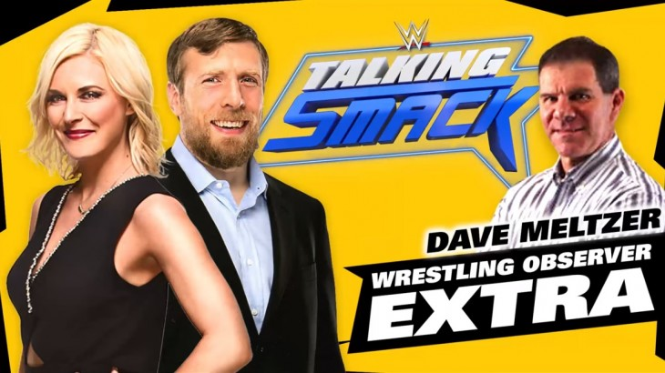 Dave Meltzer on The LAW: Talking Smack, Alberto & Paige, Mayweather vs. McGregor