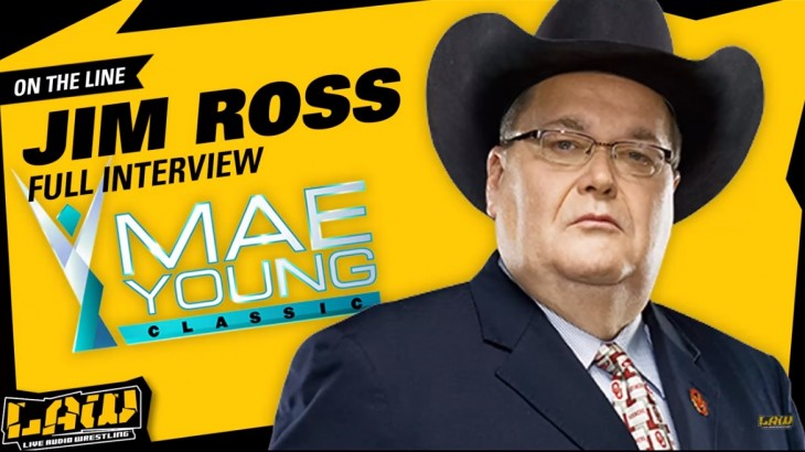 Jim Ross Talks Mae Young Classic, 4 Horsewomen Feud, Asuka & more