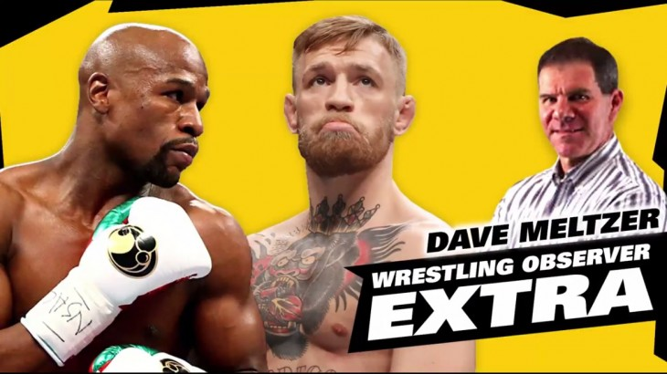 Dave Meltzer on The LAW: Mayweather vs. McGregor, Sexy Star-Rosemary Incident