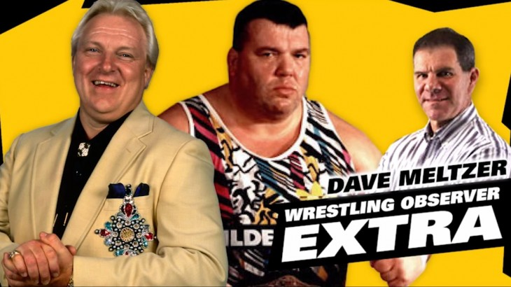 "Dave Meltzer on The LAW: The Passing of Bobby ""The Brain"" Heenan & Otto Wanz"