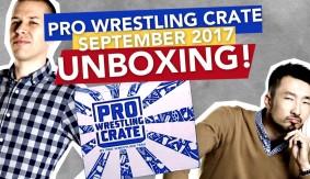 Pro Wrestling Crate UNBOXING! (SEPT 2017) Kenny Omega, Bruce Prichard, Virgil