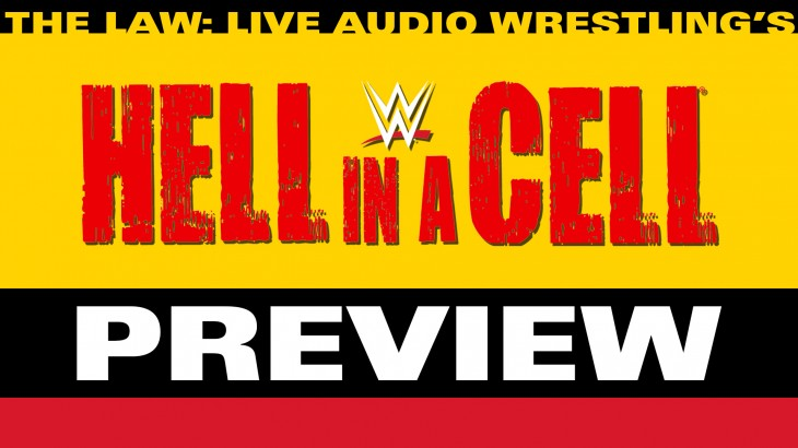 WWE Hell in a Cell 2017 Preview with John Pollock & Jimmy Korderas