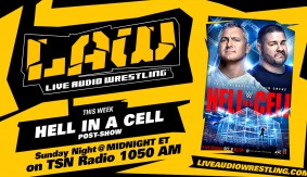 Oct. 9 Edition of The LAW – WWE Hell in a Cell Post-Show