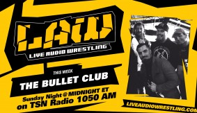 Oct. 16 Edition of The LAW w/ Kenny Omega & Young Bucks & Cody & Marty Scurll
