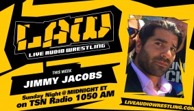 Oct. 23 Edition of The LAW feat. Jimmy Jacobs & WWE TLC Post Show