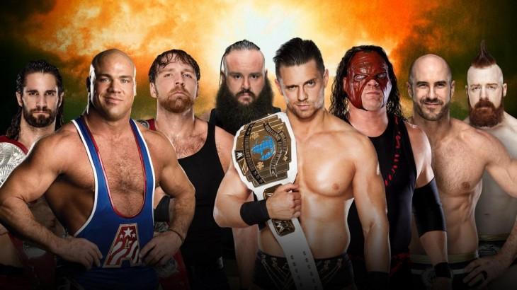 Roman Reigns & Bray Wyatt off TLC, Kurt Angle Added to TLC Match