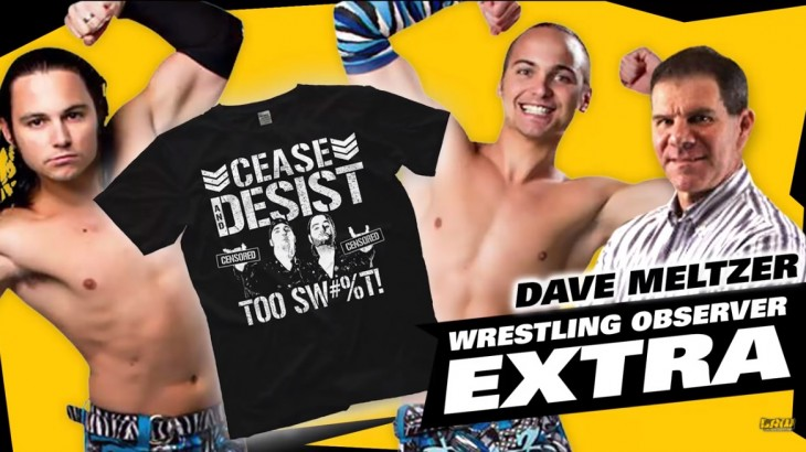 Dave Meltzer on The LAW: The Young Bucks vs. WWE Cease & Desist, Enzo Amore Heel Turn on 205 Live