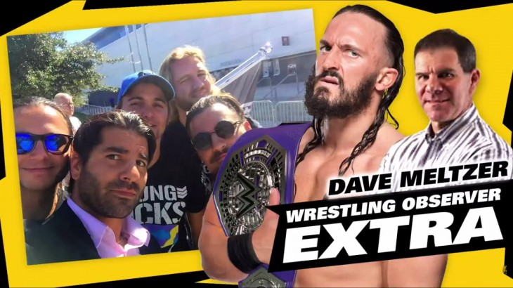Dave Meltzer on The LAW: Jimmy Jacobs Released by WWE, Neville Situation