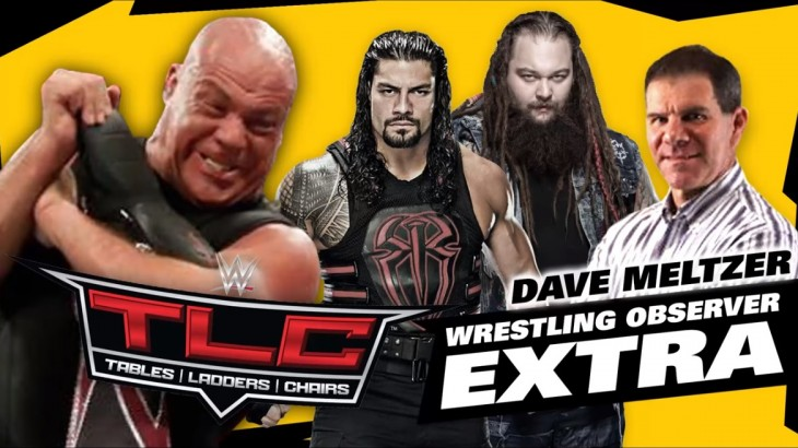 Dave Meltzer on The LAW: TLC Reaction, Roman & Bray Viral Infection Details