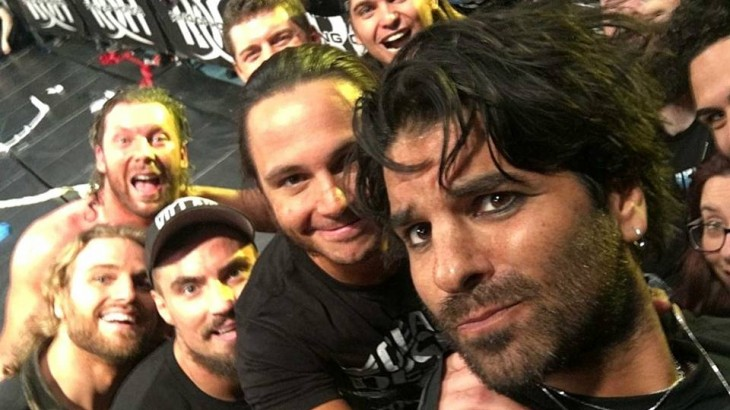 Exclusive Interview: Jimmy Jacobs
