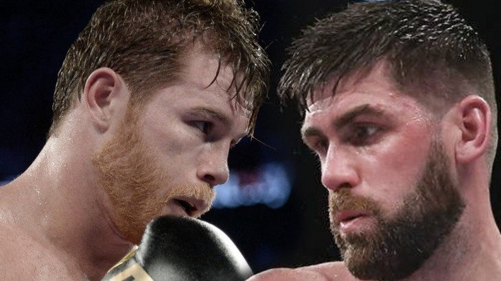 Canelo Alvarez vs. Rocky Fielding for WBA Super Middleweight Title Set For Dec. 1 at Madison Square Garden