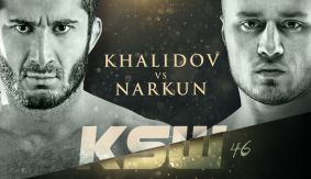 Mamed Khalidov vs. Tomasz Narkun Rematch Set For KSW 46 on Dec. 1