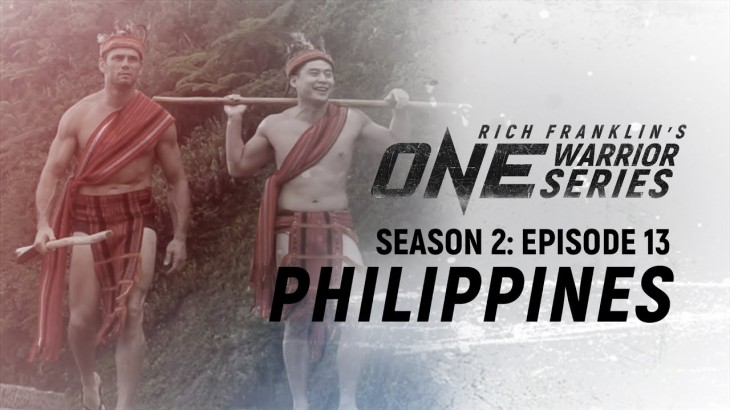 Rich Franklin's ONE Warrior Series: Season 2 – Philippines