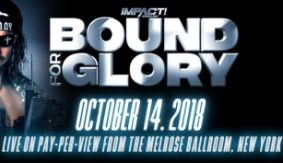 IMPACT Wrestling's Bound For Glory Features Real-Life Newlyweds Looking To Make Pro Wrestling History