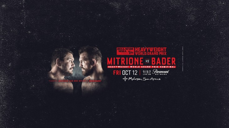 Watch LIVE Thurs. at 5 p.m. ET – Bellator 207: Official Weigh-in